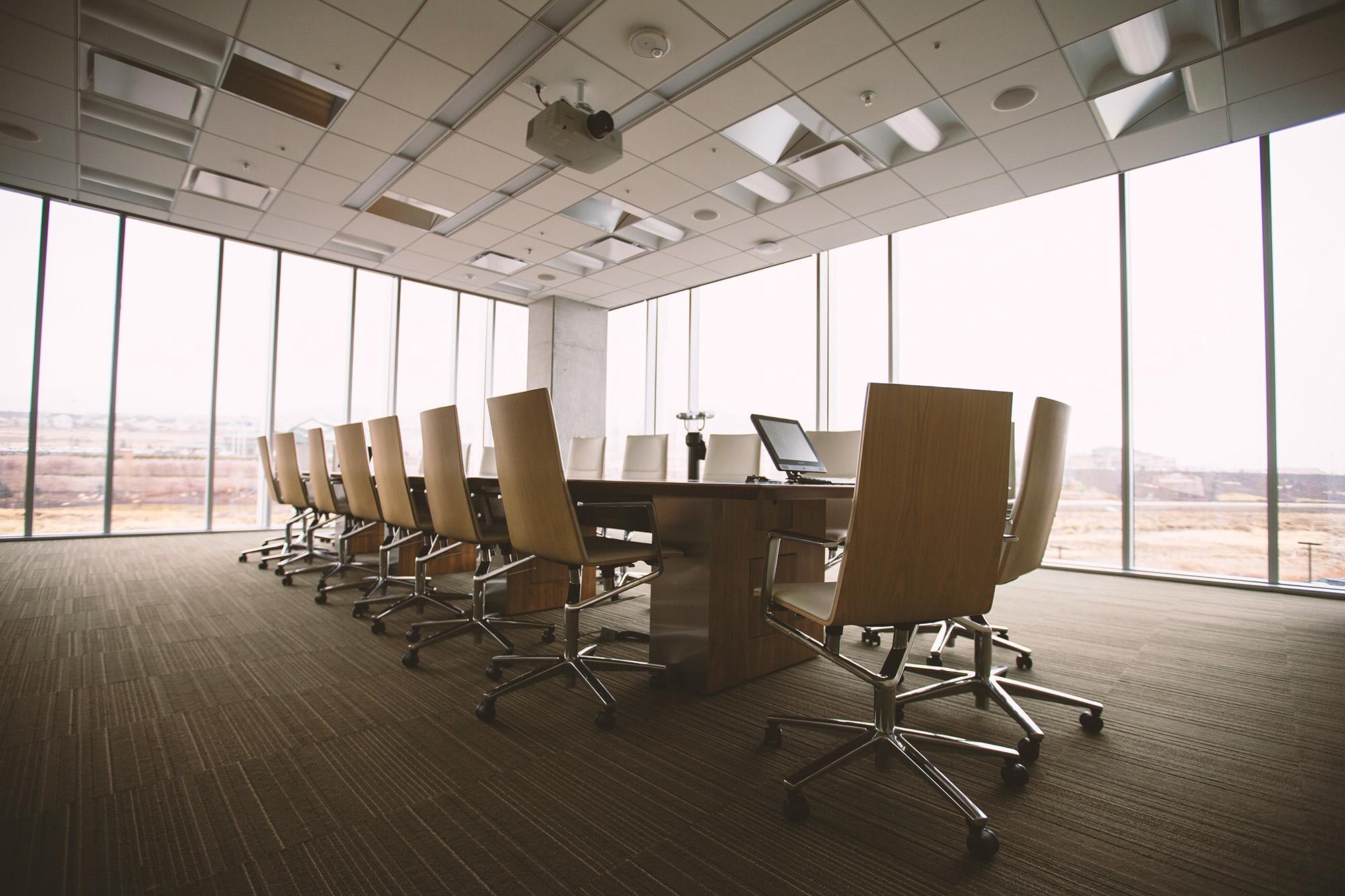Konferenzräume und Büros Einrichtung