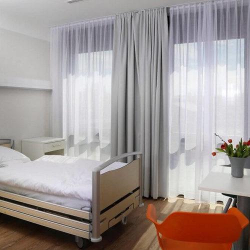 Klinik Einzelzimmer