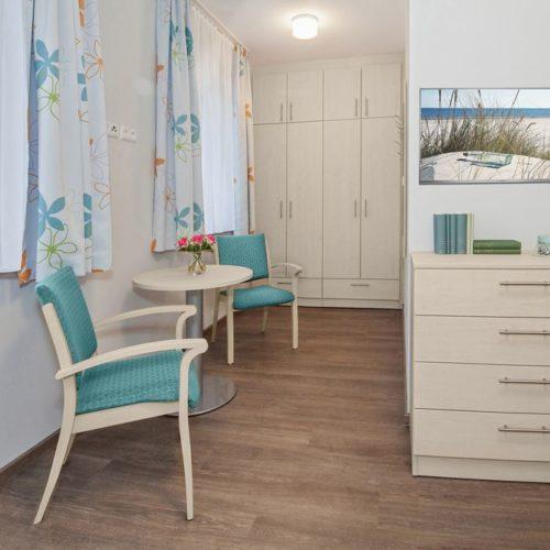 Pflegeheim Dienstzimmer