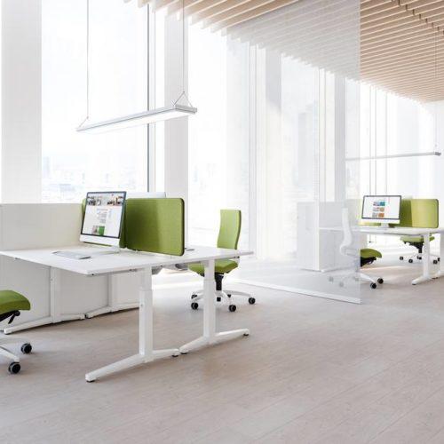 Bürostühle Grün