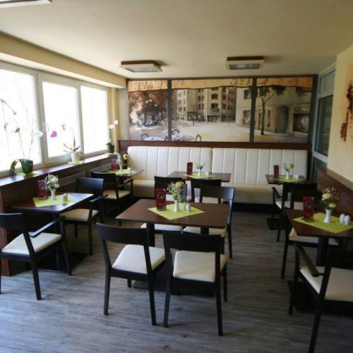 Cafeteria klein Schwarz