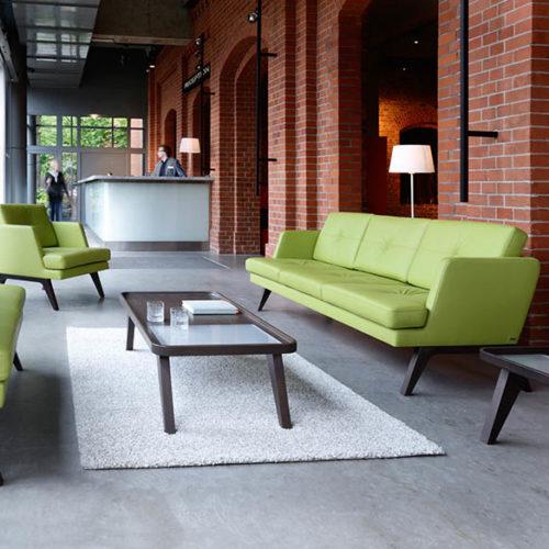 Couchgruppe grün