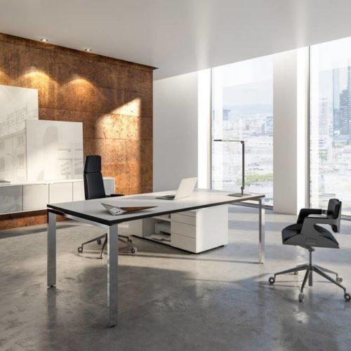 Bürostuhl Schwarz klein
