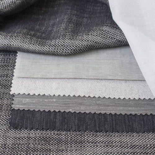 Dekorations- und Möbelstoffe Grau