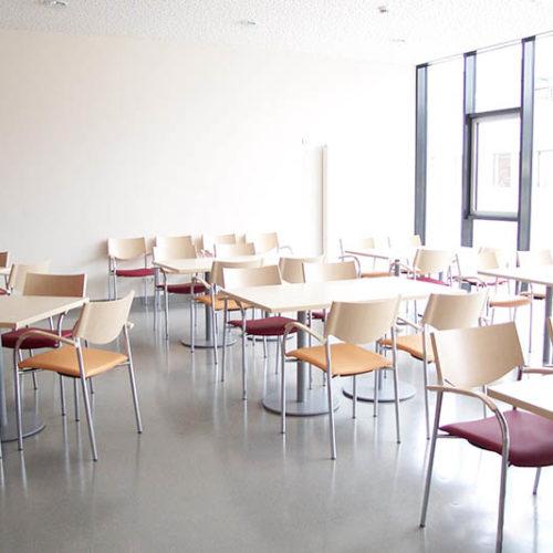 Cafeteria Lila Orange