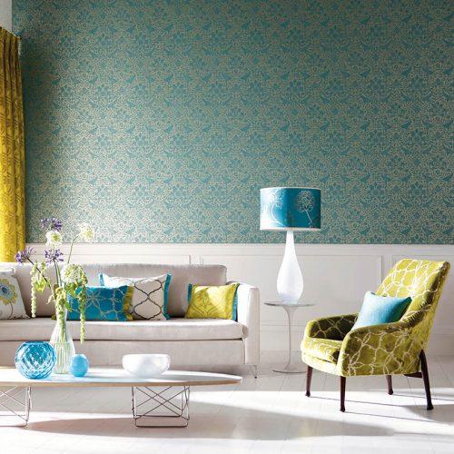 Hotelzimmer Couch und Sessel
