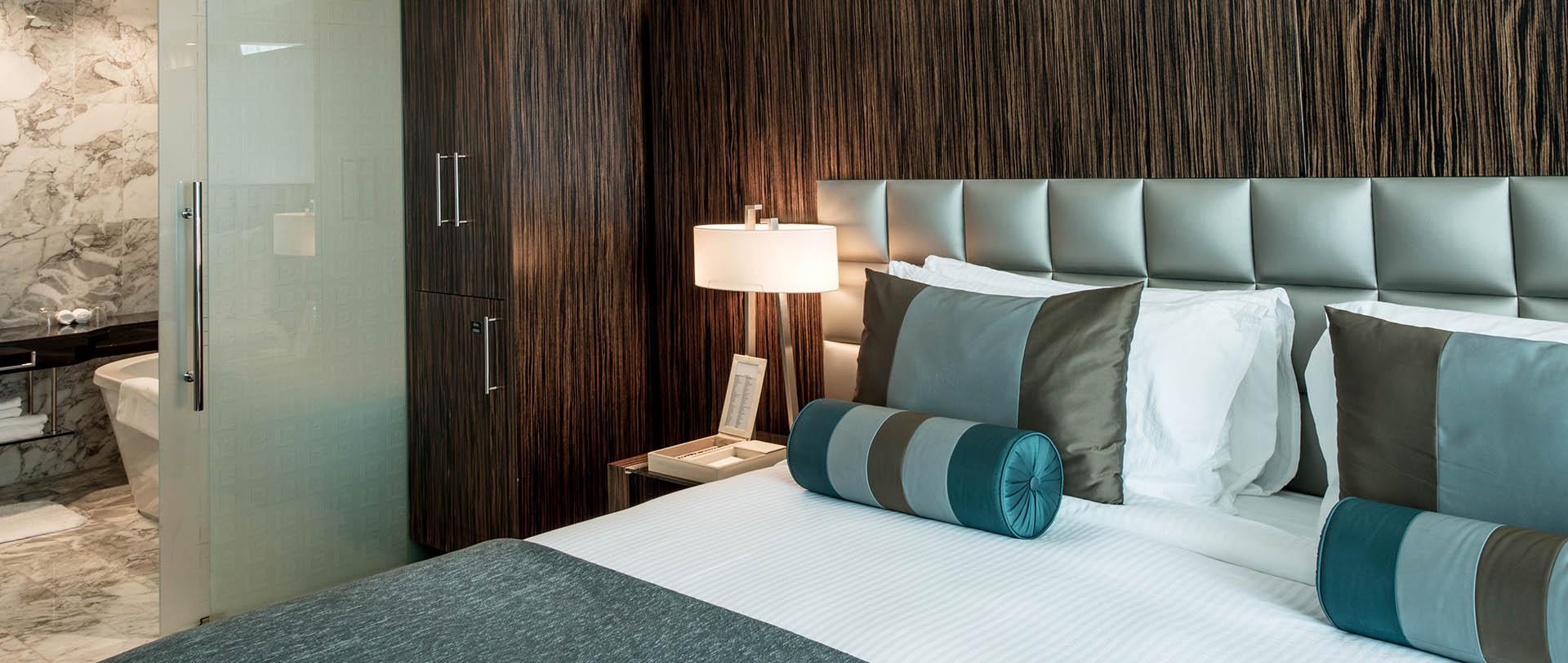 Einrichtung für Gäste- und Hotelzimmer